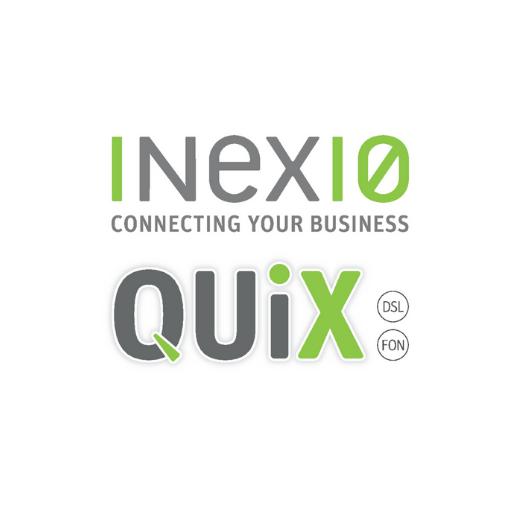 Textbüro Kundenlogo_ QUiX_inexio
